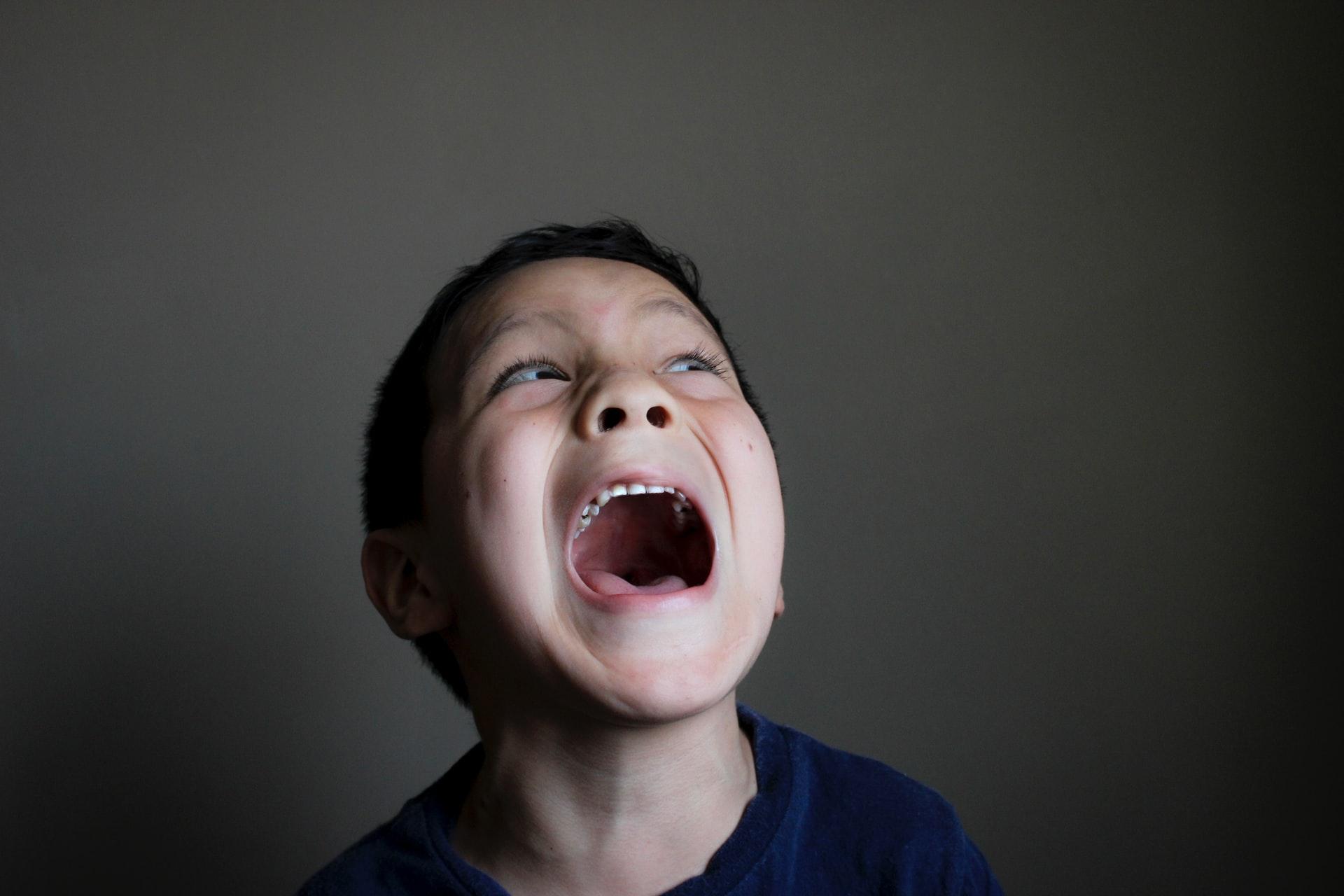 2 metode de combatere a furiei la copii