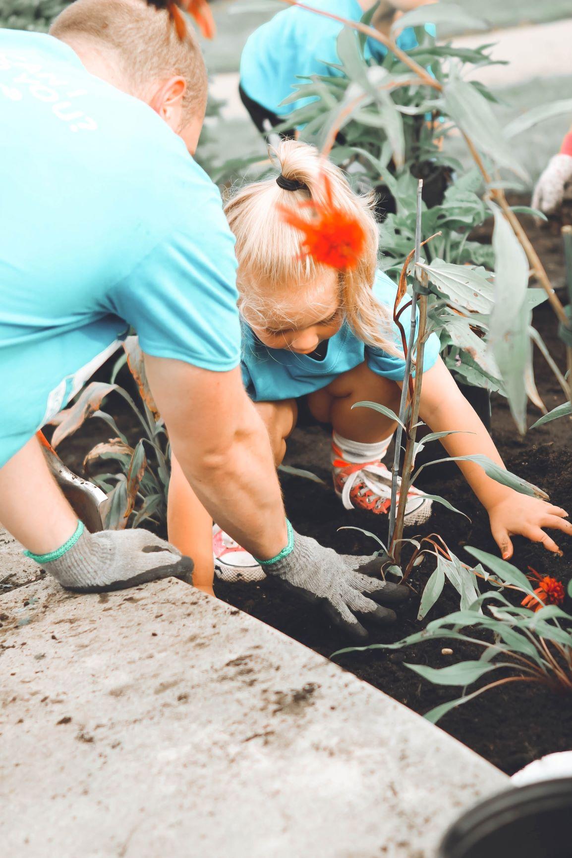 Copiii și treburile casnice