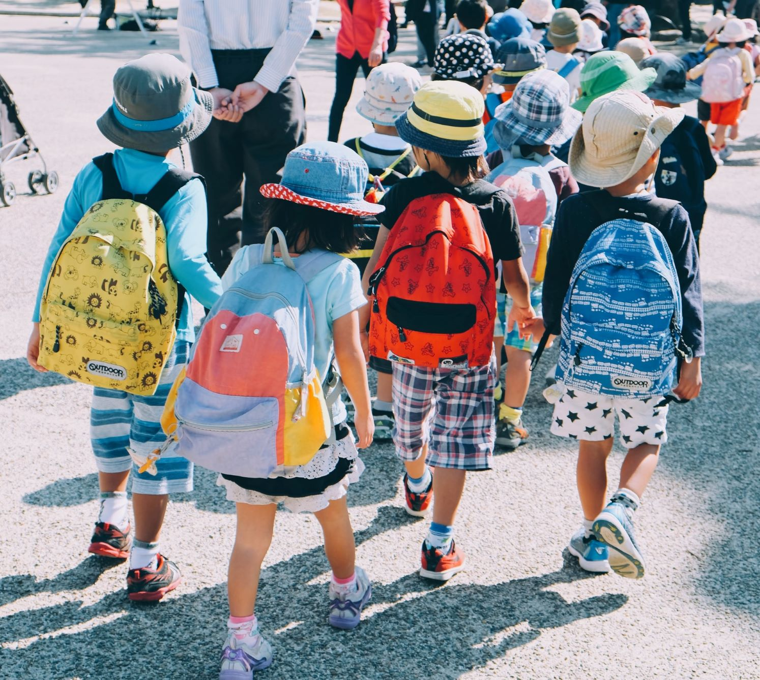 Prima zi de școală